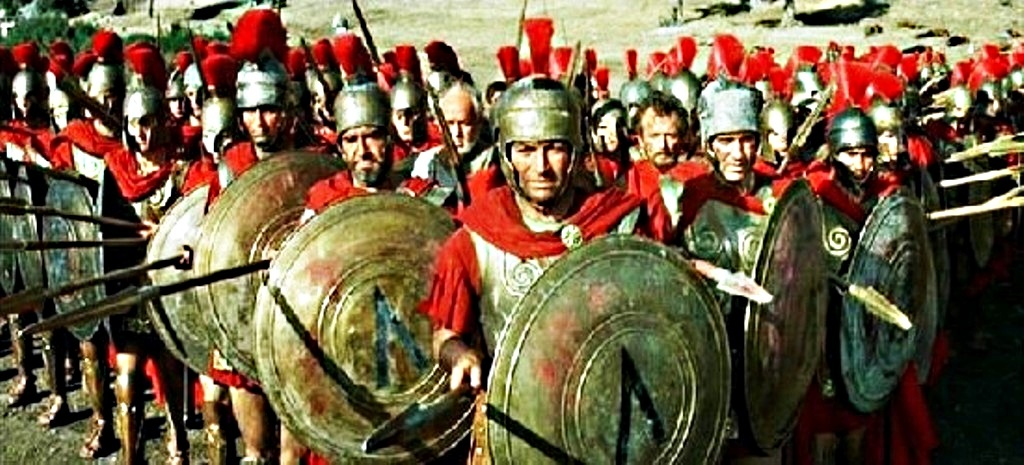 300 Spartans B